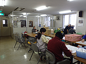花園生産活動スペース