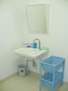 トイレ手洗い部